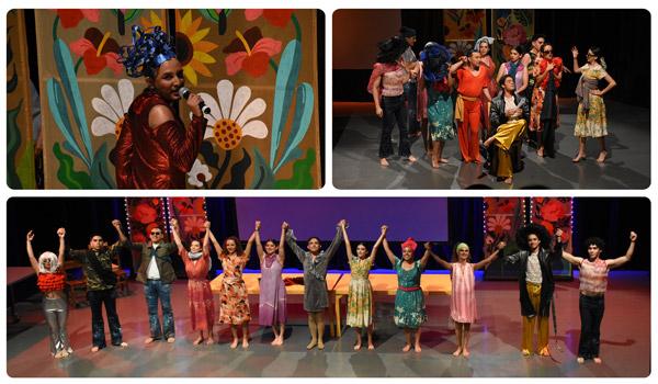 Comunidad UDLAP representan a México en el Texas Dance Improvisation Festival