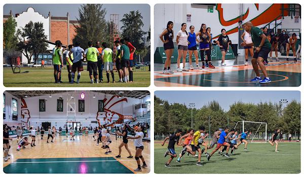 Azteca UDLAP luchará por estar en Tokio 2020 con la selección de voleibol