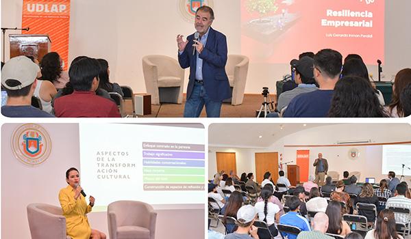 Master Class de la UDLAP advierte cuál es el futuro del petróleo