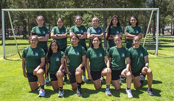 El toque brasileño de los Aztecas UDLAP