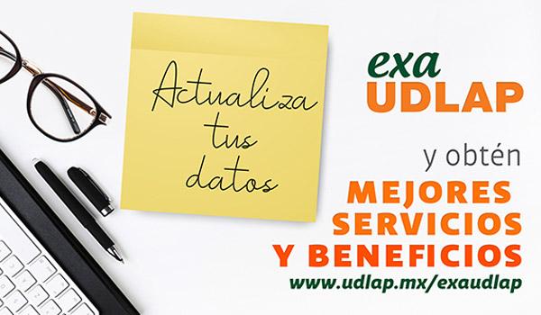 ¡Actualiza tus datos y obtén beneficios!