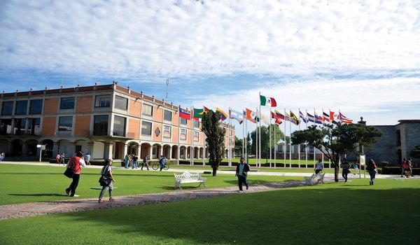 Estudiante UDLAP se presenta en el congreso más grande del mundo